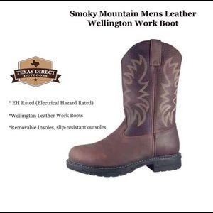 Unisex Smoky mountain boots